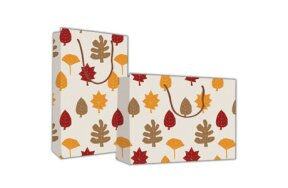 "PAPER BAG ""AUTUMN"""